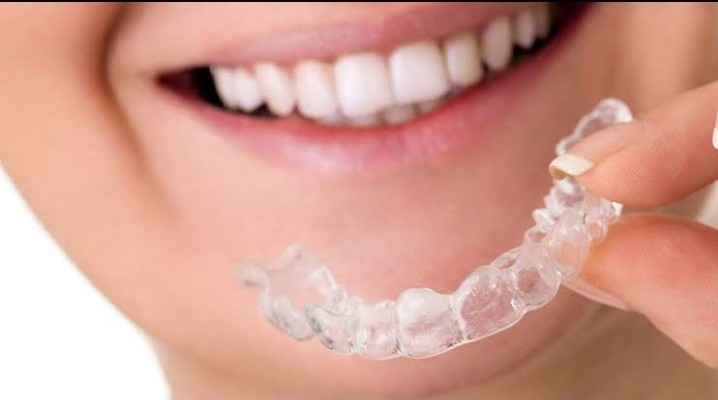 What happens in an examination of Invisalign?